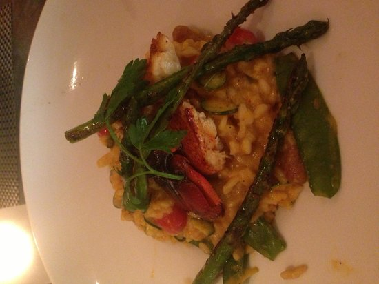 Fig & Olive Fifth Avenue: Risotto