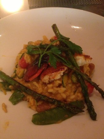Fig & Olive Fifth Avenue : Risotto