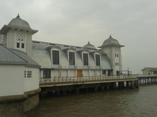 Penarth Pier Pavilion: Beautifully restored building