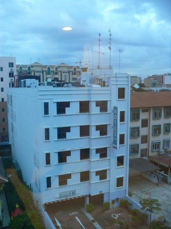 view from my room - Picture of Hotel 81 - Geylang