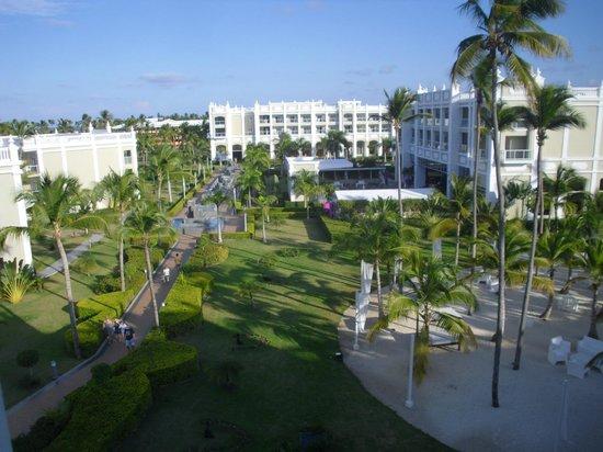 Hotel Riu Palace Bavaro: View from room 1