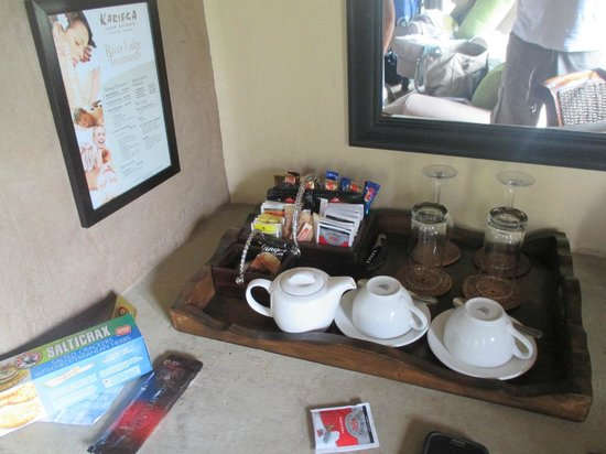 Kariega Game Reserve - River Lodge: Luxury room amenities