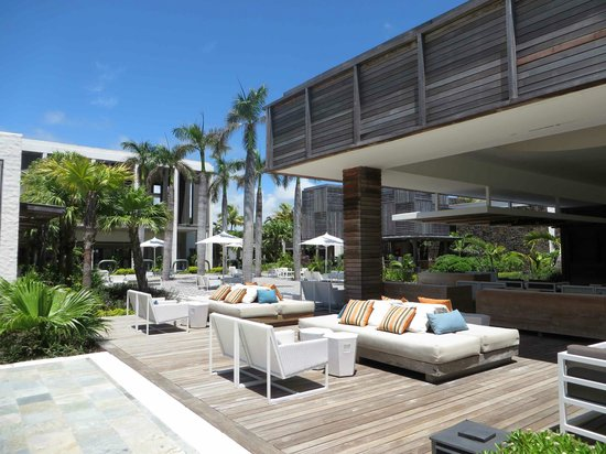 Long Beach Golf & Spa Resort: Shores Lounge/Bar