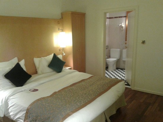 Crowne Plaza Hotel Brussels - Le Palace : Chambre