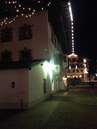 Hotel Gaensleit: The town - Soll