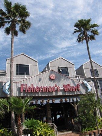 Fisherman's Wharf : Restaurant