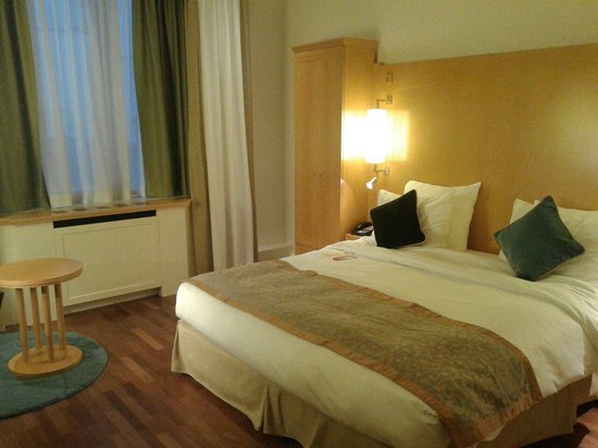 Crowne Plaza Hotel Brussels - Le Palace: Chambre