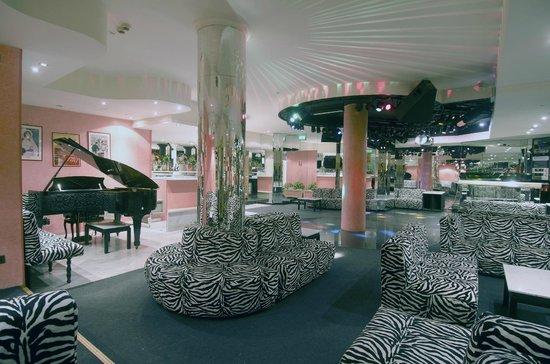 Hotel Pergola: Sala Amadeus