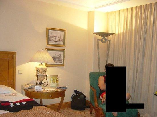 Hilton Istanbul Bosphorus: Room