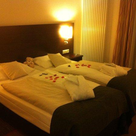 Best Western Plus Hotel Ostertor : Zimmer mit Romantikpaket
