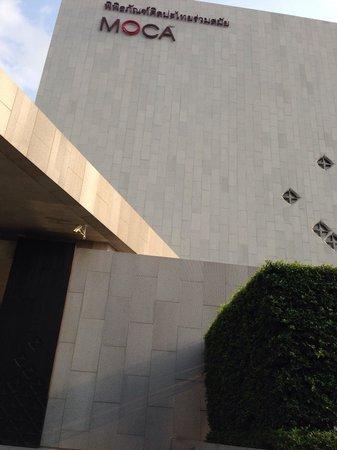 Museum of Contemporary Art (MOCA): MOCA building