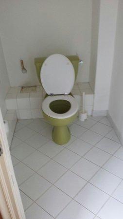 Chateau de Perigny : Les toilettes