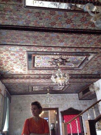 Izala Hotel : Otel girişi