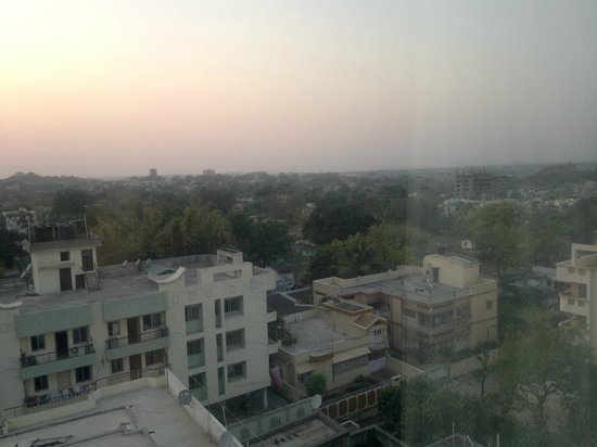 Park Prime Ranchi: view from room
