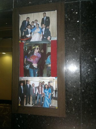 Park Prime Ranchi: Photos of celebrity at lift