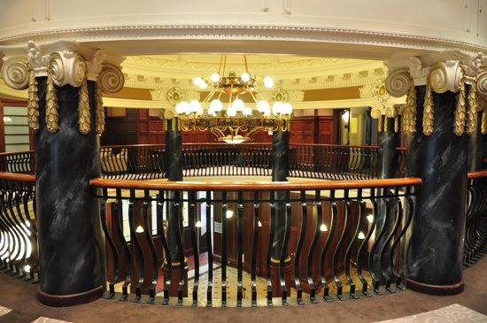 Rendezvous Hotel Melbourne: Foyer