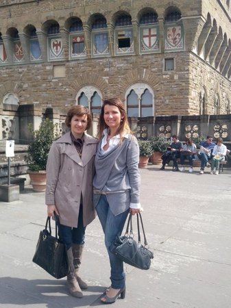 Florence Connection : con Heliana