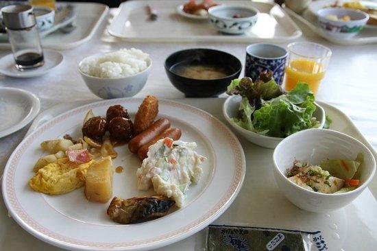 Fuji Park Hotel : 朝食はバイキング♪