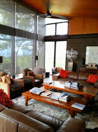Spicers Sangoma Retreat: The main guest lounge at Sangoma Retreat