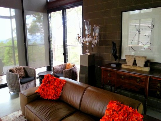 Spicers Sangoma Retreat: lounge