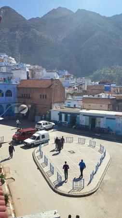 Altstadt von Chefchaouen: Entré a medina lekdima