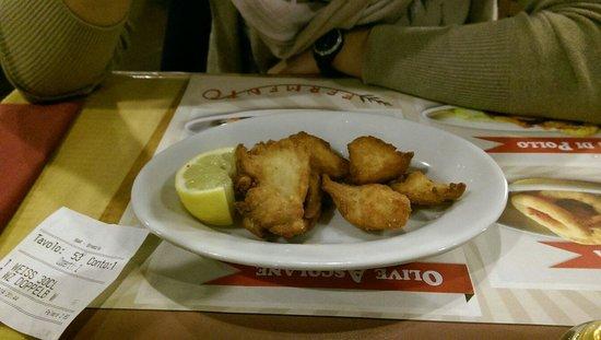 Fermento : Bocconcini di pollo
