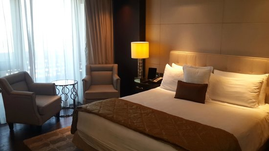 ITC Grand Chola, Chennai: The rooms are spacious and well made