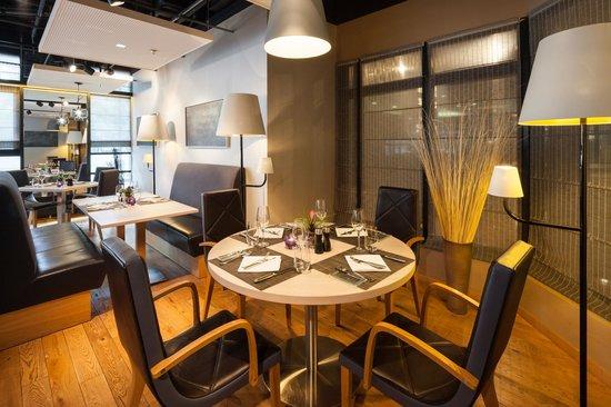 Swissotel Zurich: Restaurant Le muh