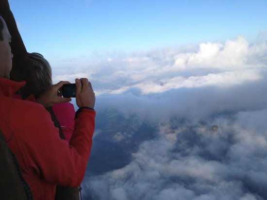 Bill Harrop's Original Balloon Safaris : Harrop's Heaven