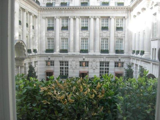 Rosewood London: Vue de notre chambre