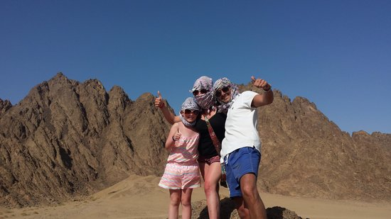 New Dawn Tours - Day Tours : desert dudes!!