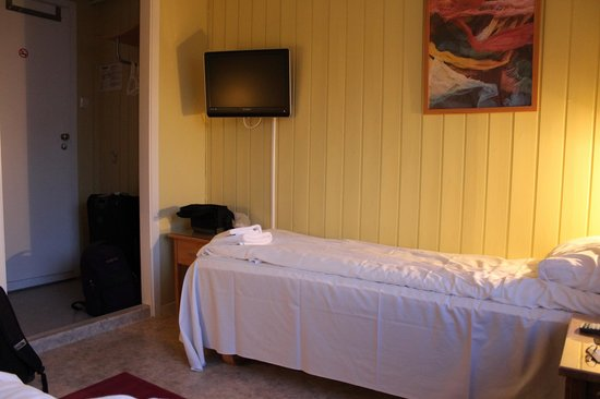 Stavanger Bed & Breakfast: Tv in the room