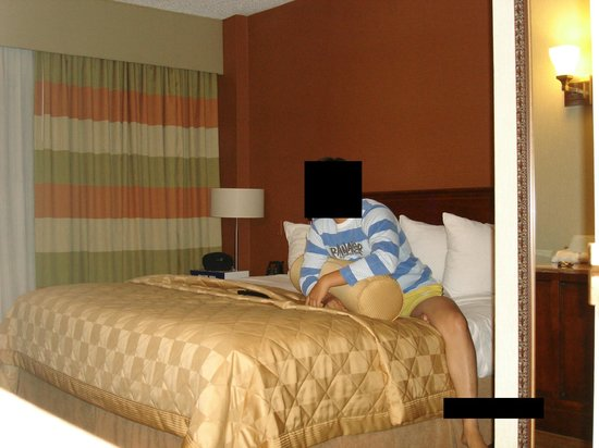 Embassy Suites by Hilton Parsippany : Bedroom