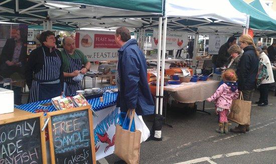 Winslow Farmers Market: Farmers market