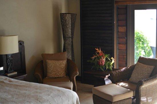 Te Manava Luxury Villas & Spa: bedroom