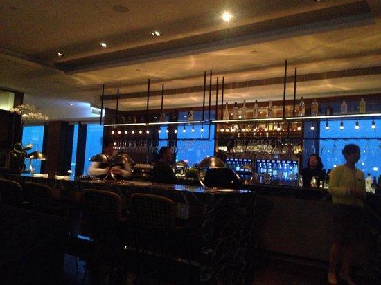 Hotel ICON: Club lounge bar