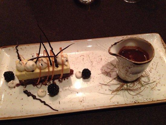 Alpine Wellnesshotel Karwendel: Dessert zum träumen!