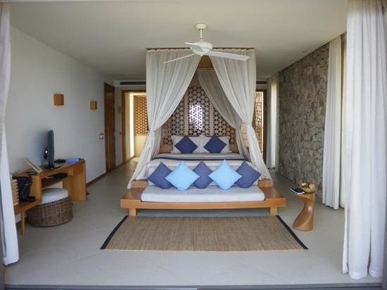 Mia Resort Nha Trang: The cliff villa