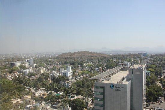 JW Marriott Hotel Pune: Aussicht aus der Junior Suite