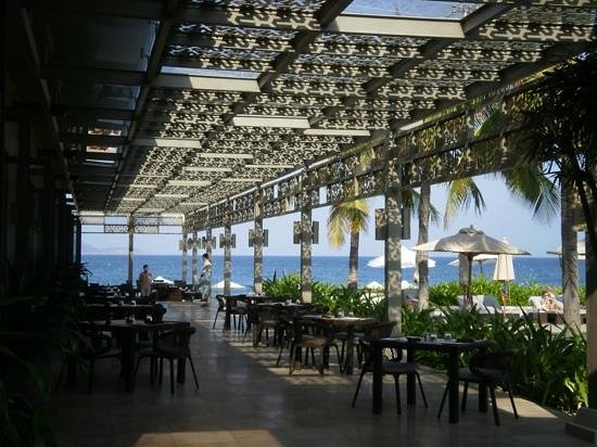 Mia Resort Nha Trang : The restaurant