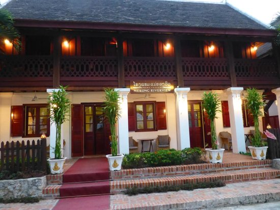 Mekong Riverview Hotel: Hotel