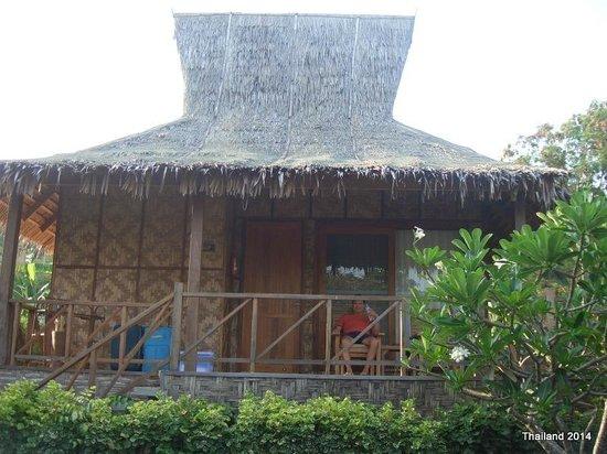 Phi Phi Island Village Beach Resort : our bungalow