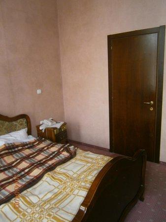 Hotel Polonia: pokój