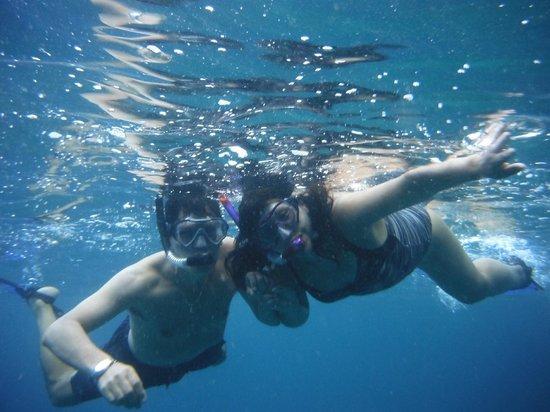 Phi Phi Island Village Beach Resort : snorkelling