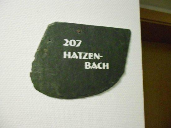 Hotel Blaue Ecke: 207