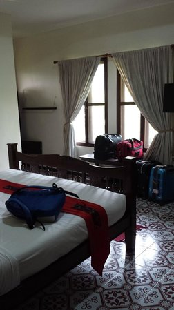 Shewe Wana Boutique Resort and Spa: Our room
