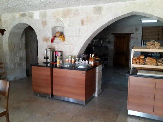 Goreme Inn Hotel : Breakfast - Varieties of Juices