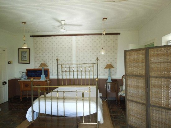 Reilly's Rock Hilltop Lodge: Double room
