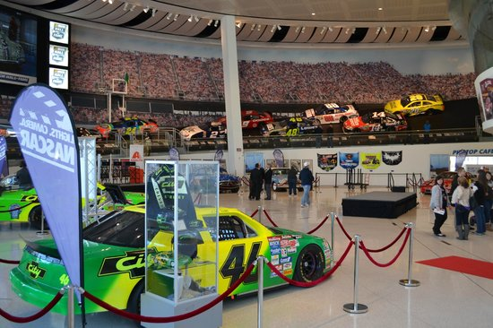 NASCAR Hall of Fame : The Great Hall
