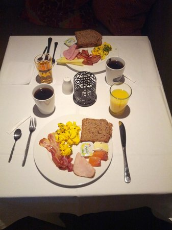 Saga Hotel Oslo: Frühstück